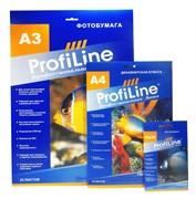 Фотобумага глянцевая/матовая, 2х, Profiline, 210 г/м2, А4, 50л, 5760 dpi (Mi)