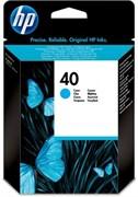 HP DJ 51640CE Синий картридж к HP DJ 1200C     51640CE