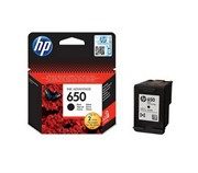 Картридж Hewlett-Packard HP 650 Black (Черный) для HP Deskjet Ink Advantage 2515 и 2515 e-All-in-One     CZ101AE