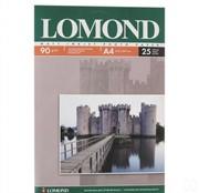 Lomond Матовая бумага 1х A4, 90г/м2 25 листов     0102029