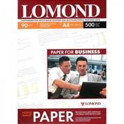Lomond Матовая бумага 1х A4, 90г/м2 500 листов     0102131
