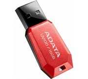 A-DATA Флеш накопитель 16GB UV100, USB 2.0, Красный     AUV100-16G-RRD
