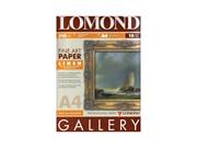 Lomond Бумага (Liner) слабовыраженная льняная фактура, для струйной печати, 210г/м2, А4/10л.     913141