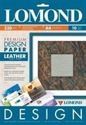 Дизайнерская бумага LOMOND Глянцевая 'Кожа', A3/230/20л     918132