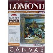 Lomond Холст А4 10 л. Pigm Canvas P для пигментных чернил (по 1 листу)     0908421