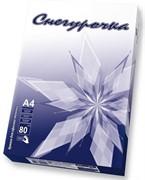 Бумага 'Снегурочка', A4, 80 г/м2, 500 листов     Снегурочка А4