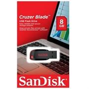SanDisk 8GB флэш-диск CZ50 Cruzer Blade, USB 2.0     SDCZ50-008G-B35