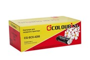 Samsung SCX-D4200A, картридж Colouring 3000 копий     SCX-D4200A