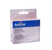 Картридж CANON CLI-426Y с чипом ProfiLine     CLI-426Y