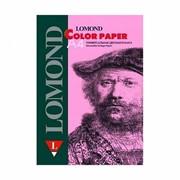 Офисная цветная бумага Lomond Розовый, A4, 80 г/м2, 200 листов.     1004211