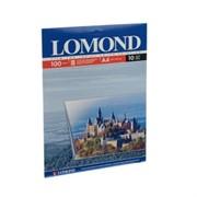 Lomond Прозрачные пленки для струйных принтеров 10 л. 100 мкм     0708411