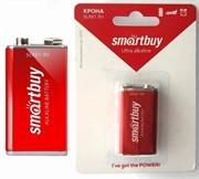 Батарейка КРОНА Smartbuy     6LR61
