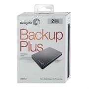 Внешний жесткий диск 2TB Seagate  STDR2000201 Backup Plus, 2.5', USB 3.0, Серебро     STDR2000201