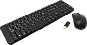 Клавиатура + Мышь беспроводная Logitech Wireless Desktop MK220     920-003169