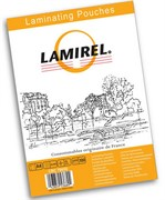 Пленка для ламинирования  Lamirel,  А4, 75мкм, 100 шт.     LA-78656
