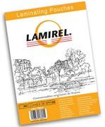 Пленка для ламинирования  Lamirel,  А6, 125мкм, 100 шт.     LA-78662