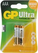 Батарейка AAA, GP Ultra(1 шт.)     LR03