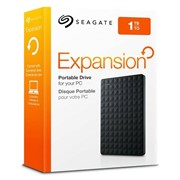 Внешний жесткий диск 1TB Seagate STEA1000400  Expansion portable drive, 2.5', USB 3.0, Черный     STEA1000400