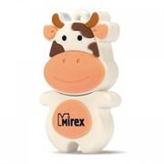 Флеш накопитель 16GB Mirex Cow, USB 2.0, Персиковый     13600-KIDCWP16