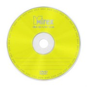 Диск DVD-R Mirex 4.7 Gb, 16x, Slim Case (1), (1/200)     202363