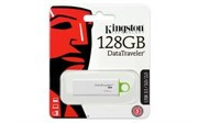 Флеш накопитель 128GB Kingston DataTraveler G4, USB 3.0     DTIG4/128GB