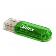 Флеш накопитель 32GB Mirex Elf, USB 2.0, Зеленый     13600-FMUGRE32