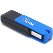 Флеш накопитель 8GB Mirex City, USB 2.0, Синий     13600-FMUCIB08