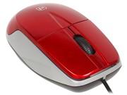 Defender Проводная оптическая мышь MS-940 красный,3 кнопки,1200dpi     52941