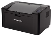 Принтер лазерный Pantum P2500W. 1200x1200 dpi, 22 стр/мин, лоток 150 лист, ресурс картр. 1600 стр, Wi-Fi, USB     P2500W