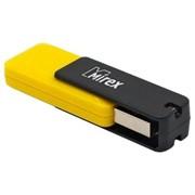 Флеш накопитель 64GB Mirex City, USB 2.0, Желтый     13600-FMUCYL64