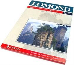 Lomond Глянцевая двусторонняя бумага 2х A4, 180г/м3, 50 л     0102065 - фото 10031