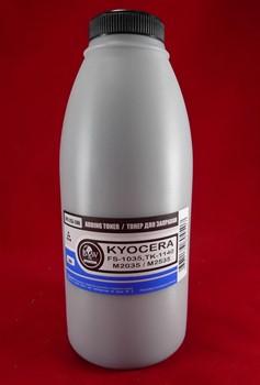 Тонер для Kyocera TK-1140/TK-3160, FS-1035/1135MFP, M2035/M2535, P3045dn (фл. 300г) Black&White Premium (Tomoegawa) фас.Россия     KPR-203-300 - фото 10032