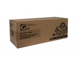 Картридж CF412X №410X для HP LaserJet Pro M477/M452 Yellow 5000 копий GalaPrint     CF412X_Y - фото 10156