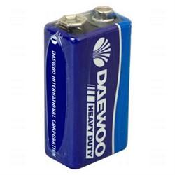 Батарейка КРОНА DAEWOO     6F22 - фото 10254