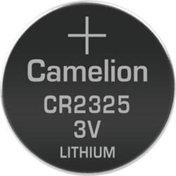 Батарейка CR2325 CAMELION (1 шт.)     CR2325 - фото 10294