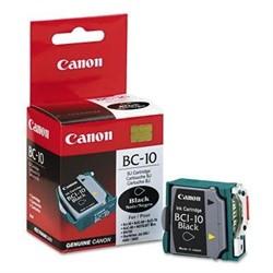 Canon Картридж BC-10 BLACK (BJ-30:BJC-50/70/80)     BC-10 - фото 4428