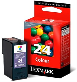 Картридж Lexmark N°24     18C1524E - фото 4502