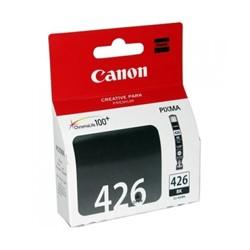 Чернильница CANON CLI-426 BK (черная) для мфу PIXMA MG5140/5240/6140/8140     CLI-426 BK - фото 4517