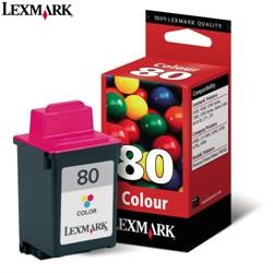 Lexmark Kартридж к Z11/31 Optra 40/45/46 (цветной)     12A1980E - фото 4550