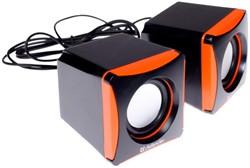 Defender Активная система 2.0 SPK-480 2x2W, USB интерфейс     65480 - фото 4589