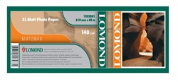 Lomond Матовая бумага 140 г/м2 (610 x 30 x 50,8)     1202081 - фото 4660