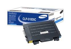 Samsung Картридж к CLP-510/510n (синий) (5000 копий)     CLP-510D5C/SEE - фото 4695