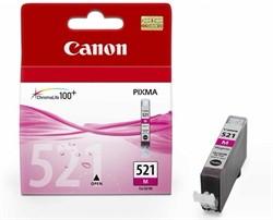 Чернильница CANON CLI-521M ProfiLine с чипом     CLI-521M - фото 4755