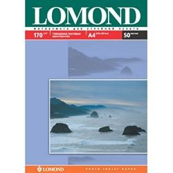 Lomond Матовая бумага 2х A3, 170г/м2 100 листов     0102012 - фото 4765