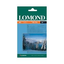 Lomond Матовая фотобумага 10x15 180г/м2 50л.     0102063 - фото 4766