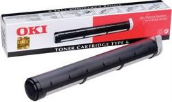 Тонер Oki Page 6W/8W/8P (туба) Toner Cartridge Kit (о)     01107201/00079801 - фото 4802