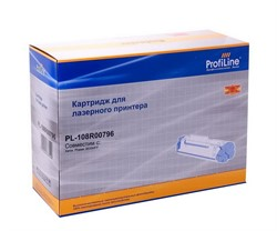 Картридж Xerox Phaser 3635 MPF (H-VOLUME) 10000 копий ProfiLine     108R00796 - фото 4977