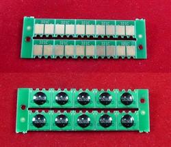 Чип HP LJ Pro CM1415/1525(128A) Cyan, 1.3K (ELP, Китай)     CE321A - фото 5257