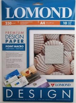 Lomond Бумага матовая 'Папирус', 230г/м2 10л А4     0929041 - фото 5356