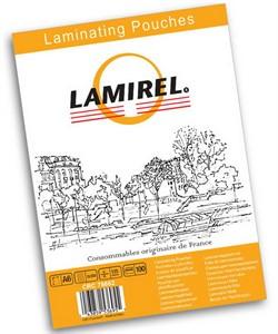 Пленка для ламинирования  Lamirel,  А6, 125мкм, 100 шт.     LA-78662 - фото 5666